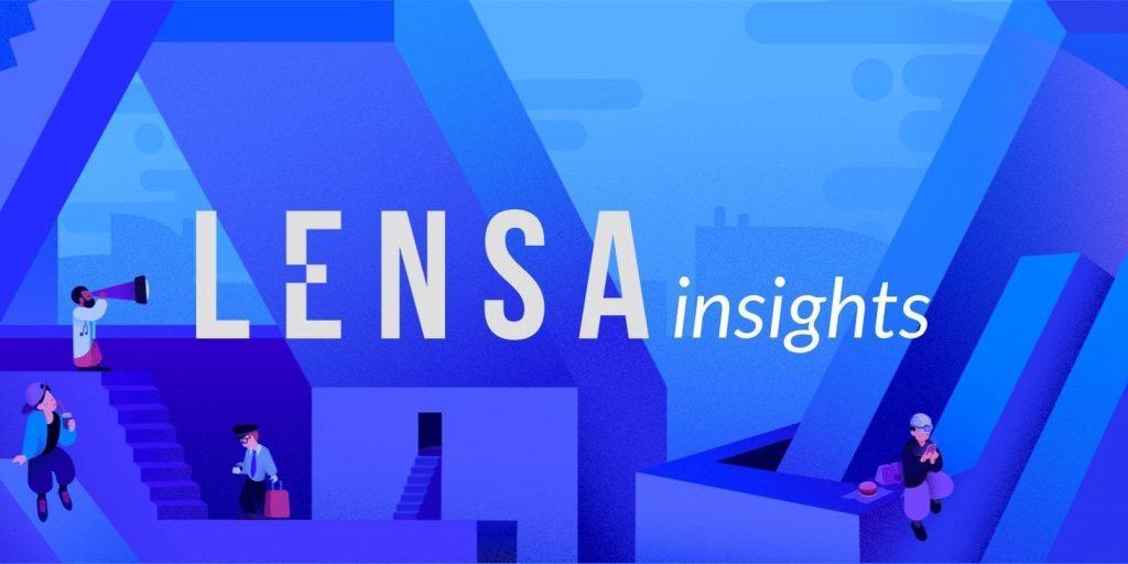 lensa insights blog cover
