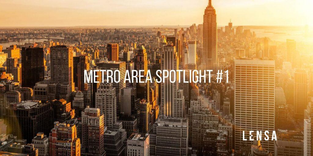 new york metro area job trends
