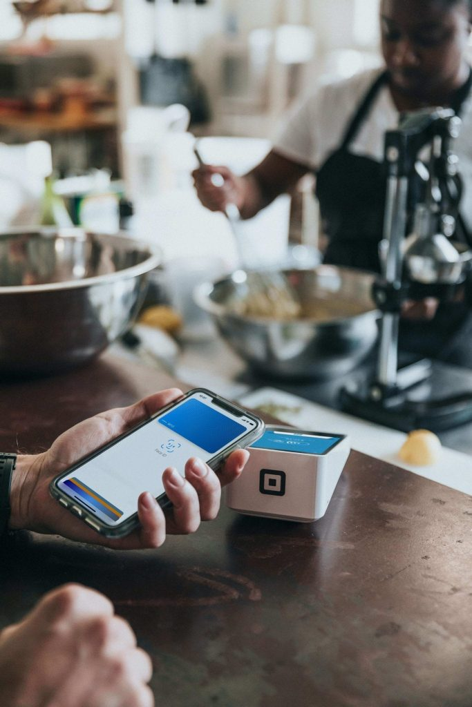 digital transformation mobile banking new payment systems nfc