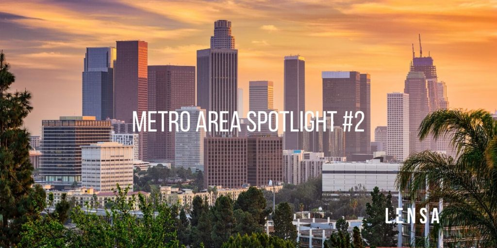 los angeles metro area job trends