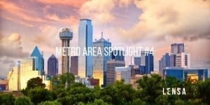 """Working in """"The Metroplex:"""" Employment Trends in the Dallas Area"""