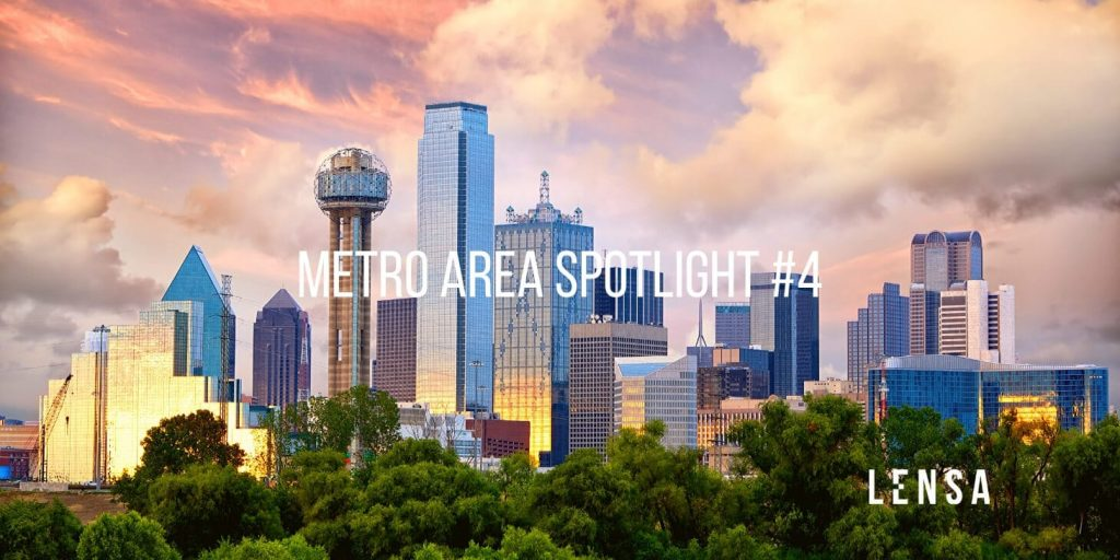 "Working in ""The Metroplex:"" Employment Trends in the Dallas Area"