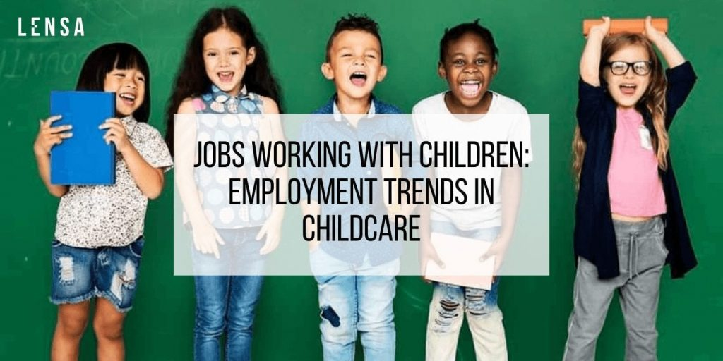 jobs working with children can be satisfying when seeing children laugh in the classroom