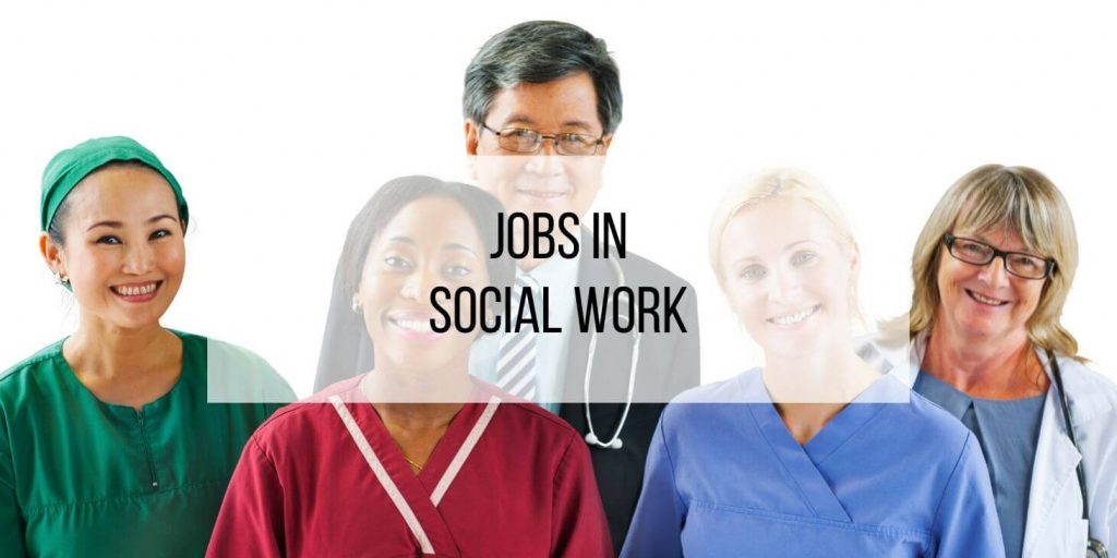 jobs in social work