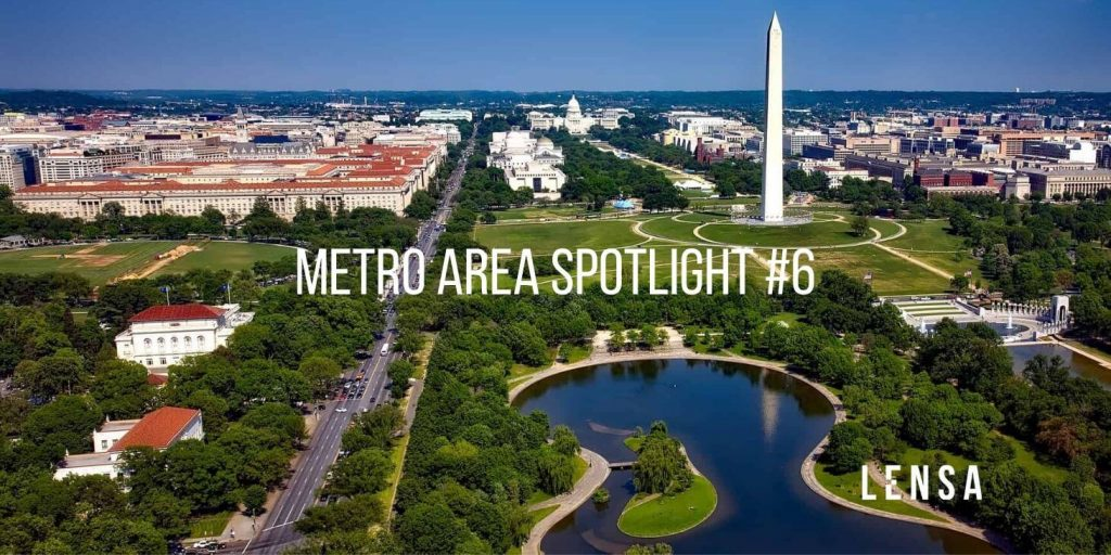 Careers in the Capital: Employment Trends in the Washington D.C. Area