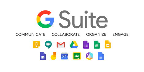 G Suite productivity enhancing apps
