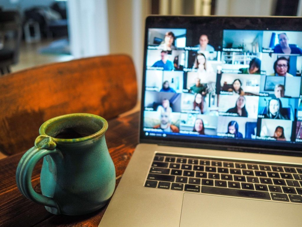 good organization and communication skills are essential for a remote worker