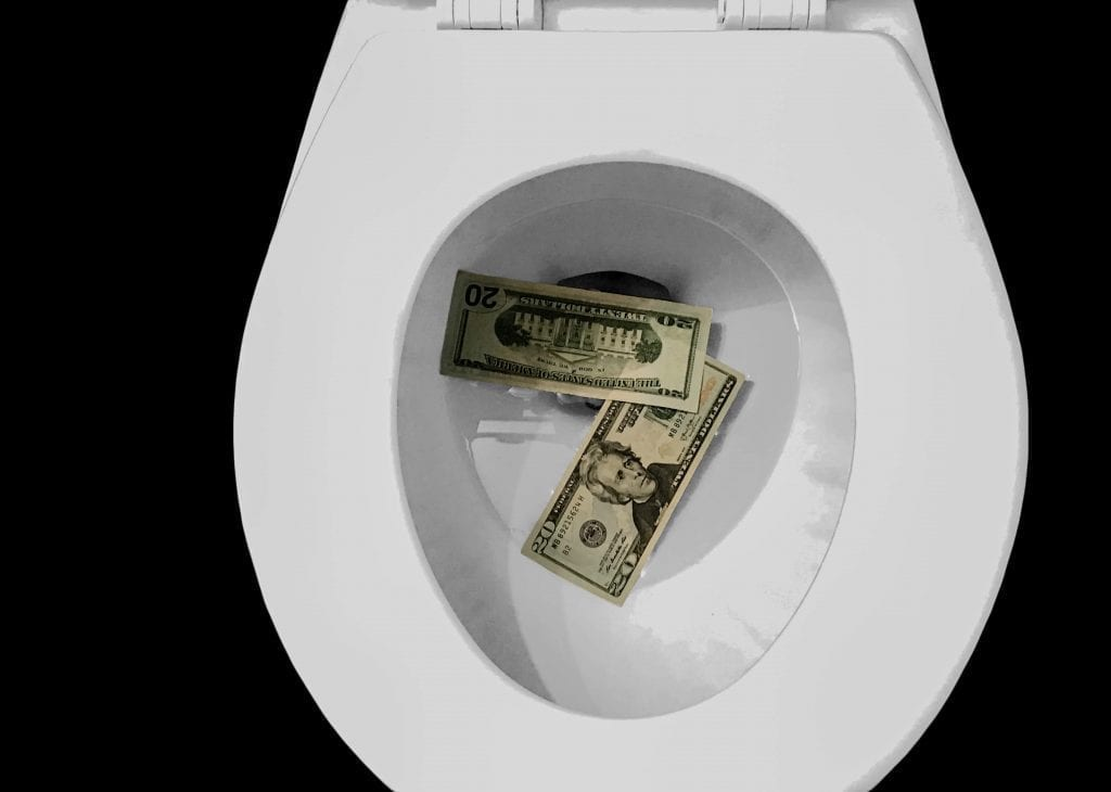 hiring remote workers is like throwing money in the toilet