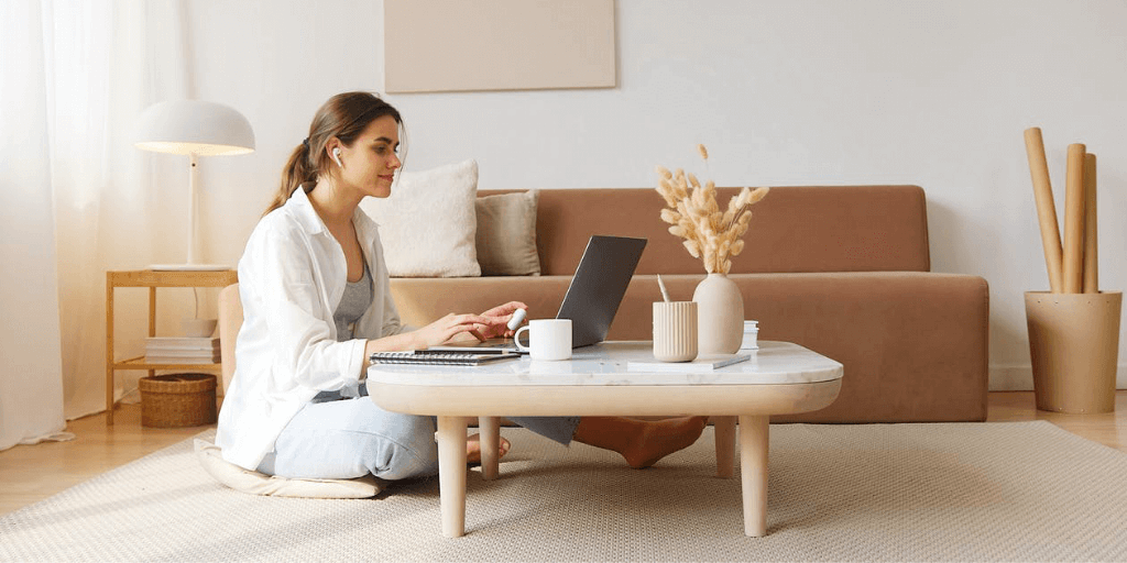 online learning and developing skills at home during coronavirus
