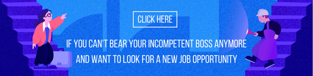 click on lensa.com if you can't bear your incompetent boss anymore and want to look for a new job opportunity