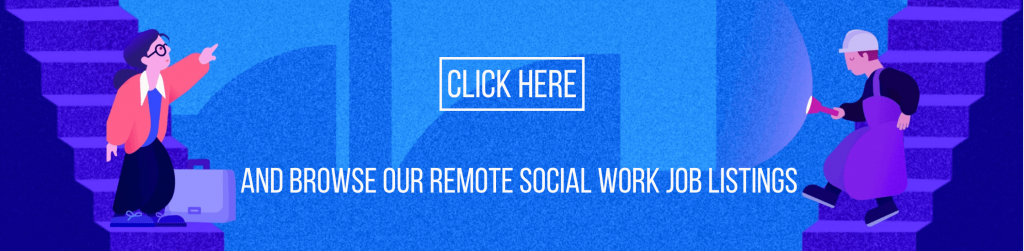 Go to lensa.com and browse our remote social work job listings