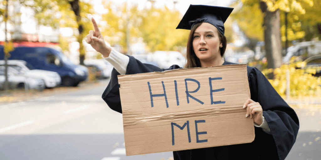 Fresh graduate trying to find the right job