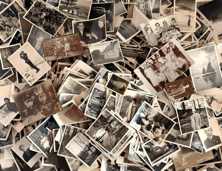 Looking at old photos can help you find your passion and incorporate it into your job