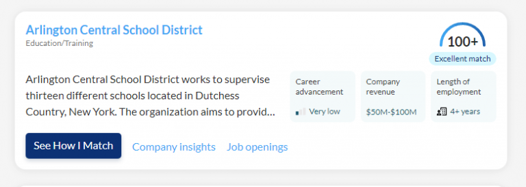 Lensa's workstyle game feature report that helps with job search strategy.