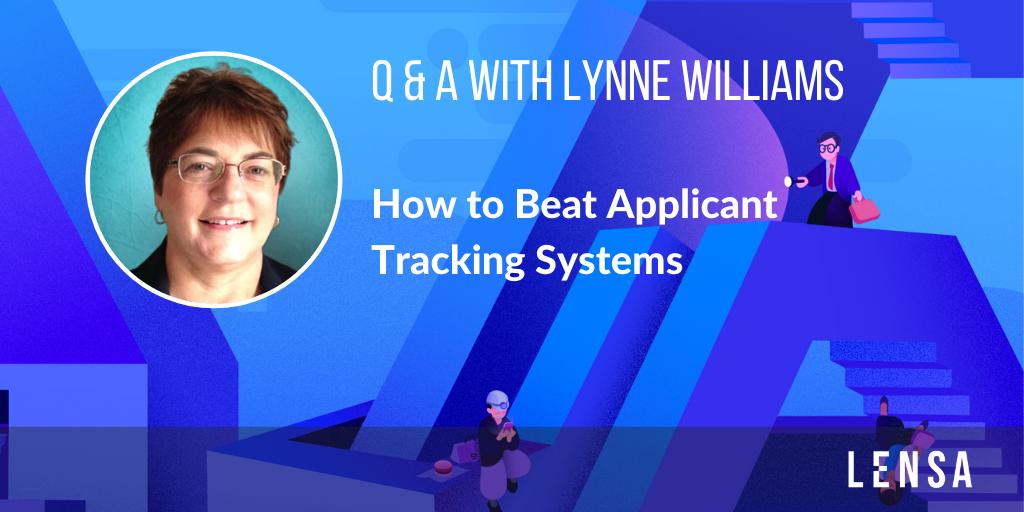 Lynne Williams Q&A